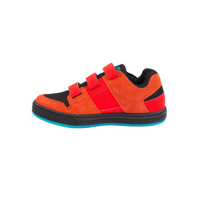Five Ten Freerider Bike Shoes Kids Red